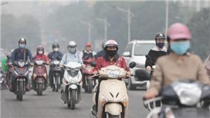Hà Nội: Thông số bụi mịn PM2.5 vẫn cao trong thời gian giãn cách xã hội