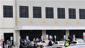 Hàng trăm nhân viên Amazon đình công phản đối điều kiện làm việc mùa dịch COVID-19