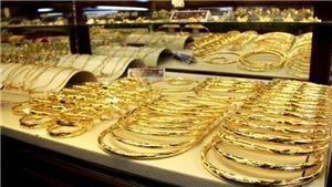 Giá vàng trong nước tăng 250.000 đồng/lượng