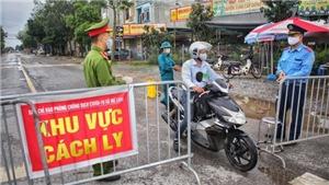 Hà Nội tiếp tục thực hiện nghiêm phòng, chống dịch COVID-19 tại thôn Hạ Lôi