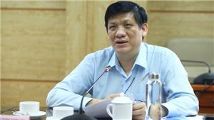 GS.TS Nguyễn Thanh Long: Chúng tôi rất lo ngại làn sóng thứ 2 của COVID-19