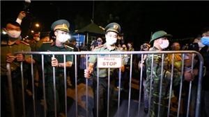 Những hình ảnh đầu tiên về thôn Hạ Lôi sau 28 ngày phong tỏa