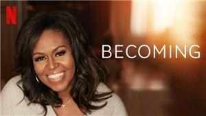 Phim tài liệu về Michelle Obama 'Becoming': Niềm hy vọng giữa đại dịch