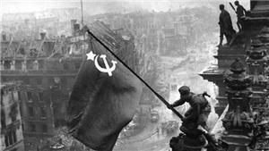 75 năm Ngày Chiến thắng phát xít: Thiên anh hùng ca chói lọi trong lịch sử nhân loại