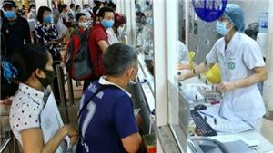 Bệnh viện Bạch Mai ngày đầu trở lại khám chữa bệnh bình thường