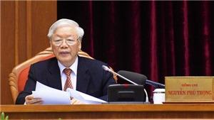 Toàn văn phát biểu khai mạc Hội nghị Trung ương 12, khóa XII của Tổng Bí thư, Chủ tịch nước Nguyễn Phú Trọng