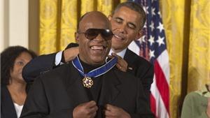 Huyền thoại Stevie Wonder tròn 70 tuổi: Người mù thiên tài của âm nhạc thế giới