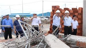 Vụ sập công trình trong Khu Công nghiệp Giang Điền, Đồng Nai: Làm rõ trách nhiệm của tổ chức, cá nhân liên quan