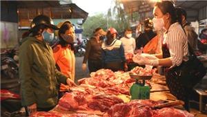 Giá thịt lợn tăng kỷ lục do khan hiếm nguồn cung
