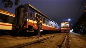 Chính thức thi công dự án cải tạo nâng cấp cầu yếu tuyến đường sắt Bắc - Nam