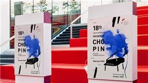 Ba Lan lùi thời gian tổ chức cuộc thi piano Fryderyk Chopin tới năm 2021