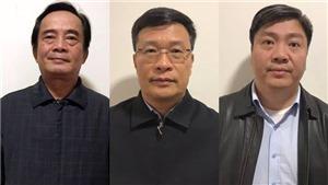 Truy tố 12 bị can trong vụ án tại Ngân hàng BIDV