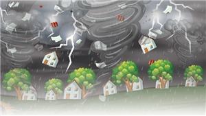 Dự báo tình hình thiên tai năm 2020: Mùa Đông sớm hơn, xuất hiện khoảng 11 đến 13 cơn bão