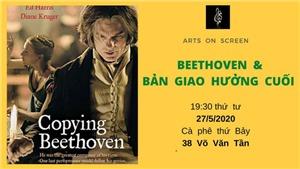 Xem phim Beethoven và tranh Huỳnh Văn Thuận