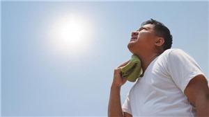 Bảo vệ sức khỏe, tránh đột quỵ mùa nắng nóng