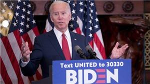 Ứng cử viên Tổng thống Mỹ Joe Biden sẽ giành lợi thế tại nhiều bang chiến địa?