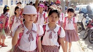 Vĩnh Phúc: Tạm dừng dạy học buổi chiều để tránh nắng nóng, đảm bảo sức khỏe cho học sinh