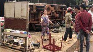 Tai nạn giao thông nghiêm trọng làm 3 người chết, 7 người bị thương