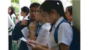 Thí sinh bắt đầu đăng ký dự thi tốt nghiệp THPT 2020
