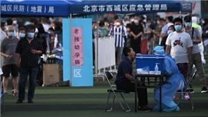 Bài học cảnh giác từ đợt tái bùng phát COVID-19 ở Bắc Kinh