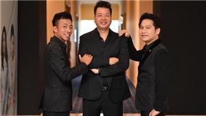 Live show mới của 'Tam ca nhạc đỏ': Thử thách mới của '3 màu tenor'