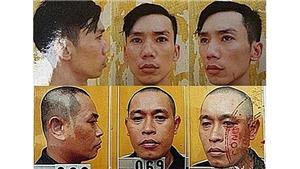Bình Thuận: Xét xử vụ Huy 'Nấm độc' trốn trại giam