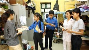 Tuổi trẻ Thủ đô Hà Nội tích cực tham gia xây dựng Đảng và hệ thống chính trị