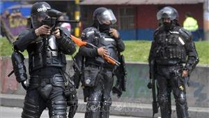 Colombia bắt giữ 8 đối tượng liên quan vụ đánh bom trường cảnh sát năm 2019