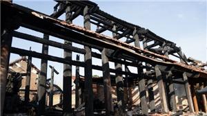 Liên tiếp các vụ cháy di tích tại Hà Nội: Hồn cốt văn hóa ngàn năm bỗng hóa... tàn tro!