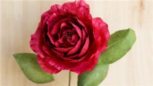 Truyện cười: Bông hồng giấy