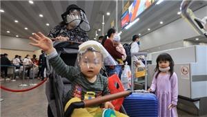 Dịch COVID-19: Đưa gần 300 công dân Việt Nam từ Nga về nước