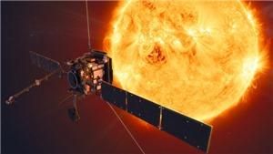 Tàu vũ trụ Solar Orbiter chụp được ảnh cận cảnh Mặt Trời