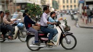 Sống chậm cùng Nguyễn Trương Quý (kỳ 3): Mình nghĩ gì khi đi xe máy?