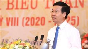 Đồng chí Võ Văn Thưởng: Cần hoàn thiện hệ giá trị văn hóa, chuẩn mực con người Việt Nam thời kỳ mới