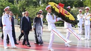 Lãnh đạo Đảng, Nhà nước đặt vòng hoa, tưởng niệm các Anh hùng liệt sỹ nhân Ngày 27/7