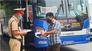 Bộ Giao thông Vận tải: Hành khách đi tàu, xe phải khai báo y tế bắt buộc