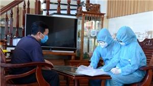 Dịch COVID-19: Quảng Ngãi khẩn cấp truy vết, xác định các trường hợp tiếp xúc với nam bệnh nhân 419