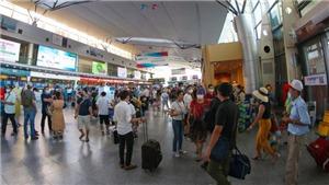 Từ 0 giờ 28/7, dừng toàn bộ chuyến bay chở khách đường bay nội địa đi, đến Đà Nẵng