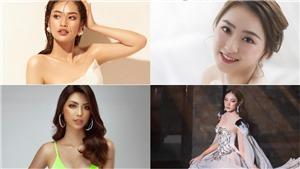 Hoa hậu Việt Nam 2020: Dàn thí sinh 2K quen thuộc 'tái xuất'