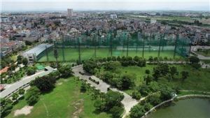 Bắc Giang tập trung xử lý những sai phạm trong thực hiện dự án đầu tư Công viên Hoàng Hoa Thám