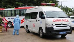 Dịch COVID-19: Giải thể Bệnh viện dã chiến Hòa Vang, Đà Nẵng