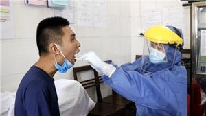 Thêm 1 ca mắc COVID-19 được ghi nhận tại tỉnh Quảng Ngãi