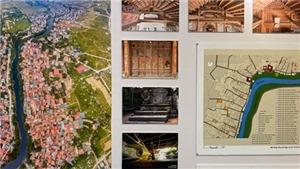 Xem triển lãm đặc biệt về kiến trúc 6 ngôi làng Việt cổ