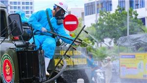 Dịch COVID-19: Đà Nẵng khử khuẩn, xử lý môi trường tại 26 khu vực