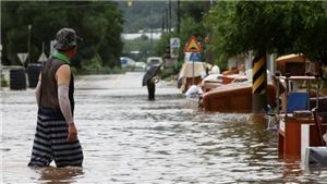 21 người thiệt mạng vì mưa lớn ở Hàn Quốc