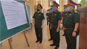 Dịch COVID-19: Hà Nội đón gần 1.000 công dân từ Đà Nẵng và Quảng Nam cách ly tập trung