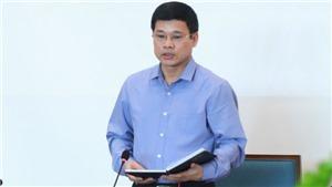 Ông Ngô Văn Quý sẽ thay ông Nguyễn Đức Chung tạm thời điều hành BCĐ chống dịch COVID-19