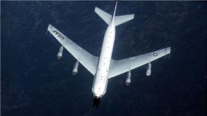 Máy bay chiến đấu của Nga chặn máy bay quân sự của Mỹ tại Biển Đen