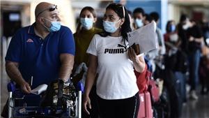 Dịch COVID-19: Italy bắt buộc đeo khẩu trang nơi công cộng