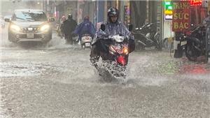 Dự báo thời tiết: Từ ngày 20-22/8, cả nước mưa to đến rất to về chiều tối